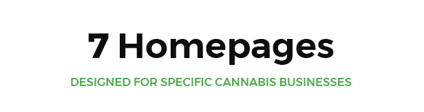 MediGreen - Medical Marijuana WordPress Theme - 3