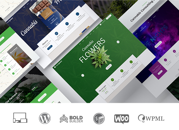 MediGreen - Medical Marijuana WordPress Theme - 7